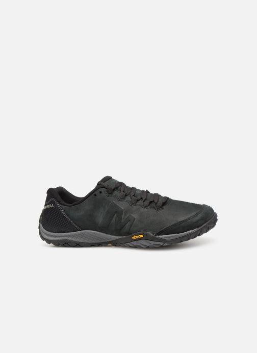 Chaussures de sport Merrell Parkway Emboss Lace Noir vue derrière