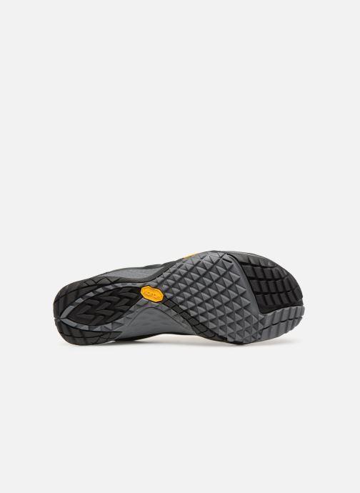 Chaussures de sport Merrell Parkway Emboss Lace Noir vue haut