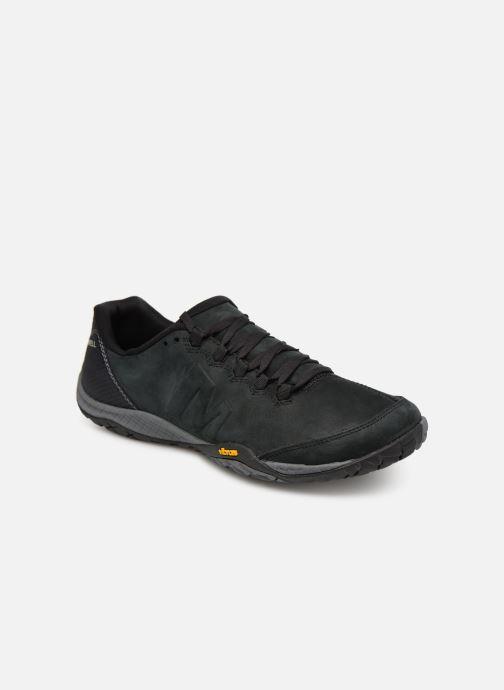 Chaussures de sport Merrell Parkway Emboss Lace Noir vue détail/paire