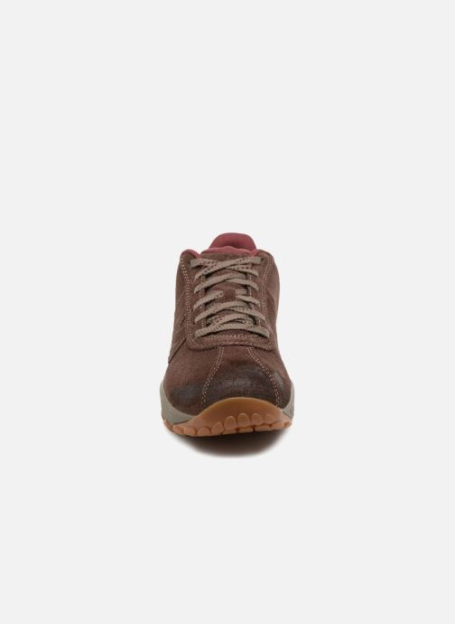Sport shoes Merrell Sprint Lace Suede Ac+ Brown model view