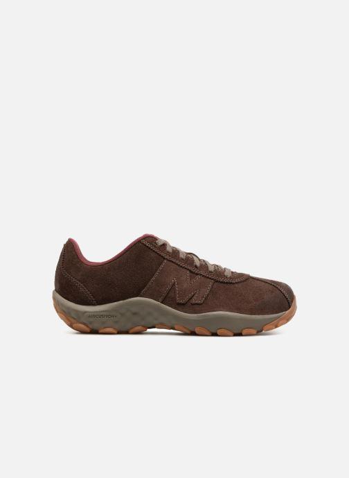 Chaussures de sport Merrell Sprint Lace Suede Ac+ Marron vue derrière