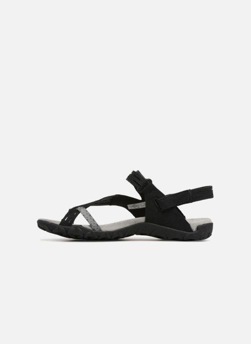 Chaussures de sport Merrell Terran Convert II Noir vue face