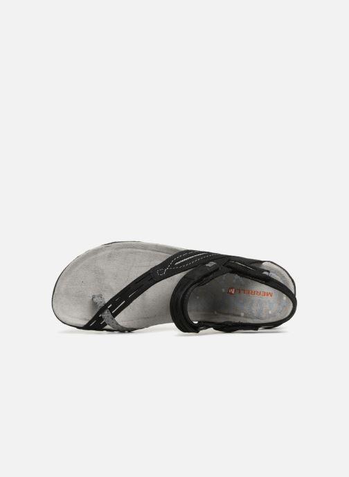 Chaussures de sport Merrell Terran Convert II Noir vue gauche
