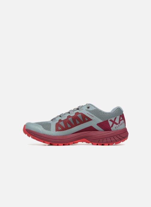 Chaussures de sport Salomon Xa Elevate W Bleu vue face