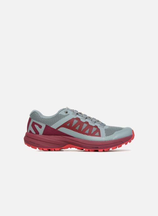 Chaussures de sport Salomon Xa Elevate W Bleu vue derrière