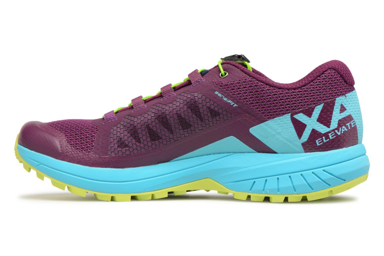 Chaussures de sport Salomon Xa Elevate W Multicolore vue face