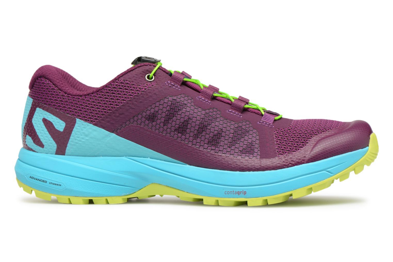 Chaussures de sport Salomon Xa Elevate W Multicolore vue derrière