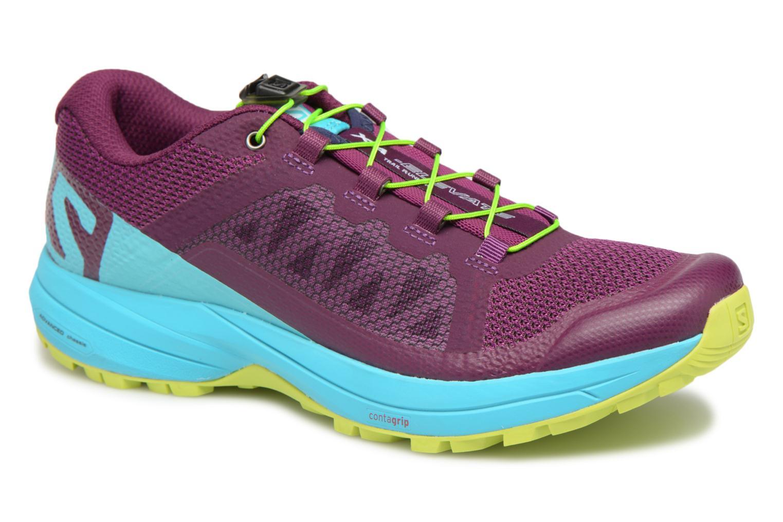 Chaussures de sport Salomon Xa Elevate W Multicolore vue détail/paire