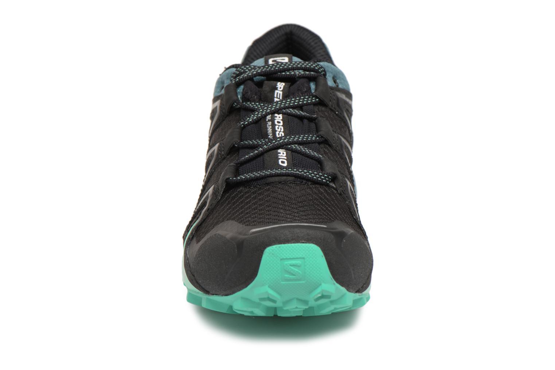 Chaussures de sport Salomon Speedcross Vario 2 W Noir vue portées chaussures