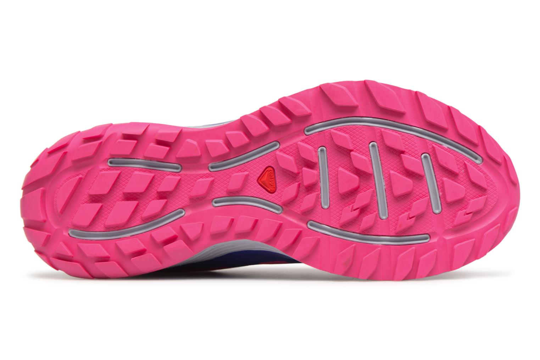 Chaussures de sport Salomon Sense Escape W Rose vue haut