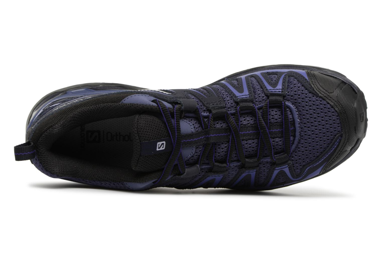Chaussures de sport Salomon X Ultra 3 Prime W Bleu vue gauche