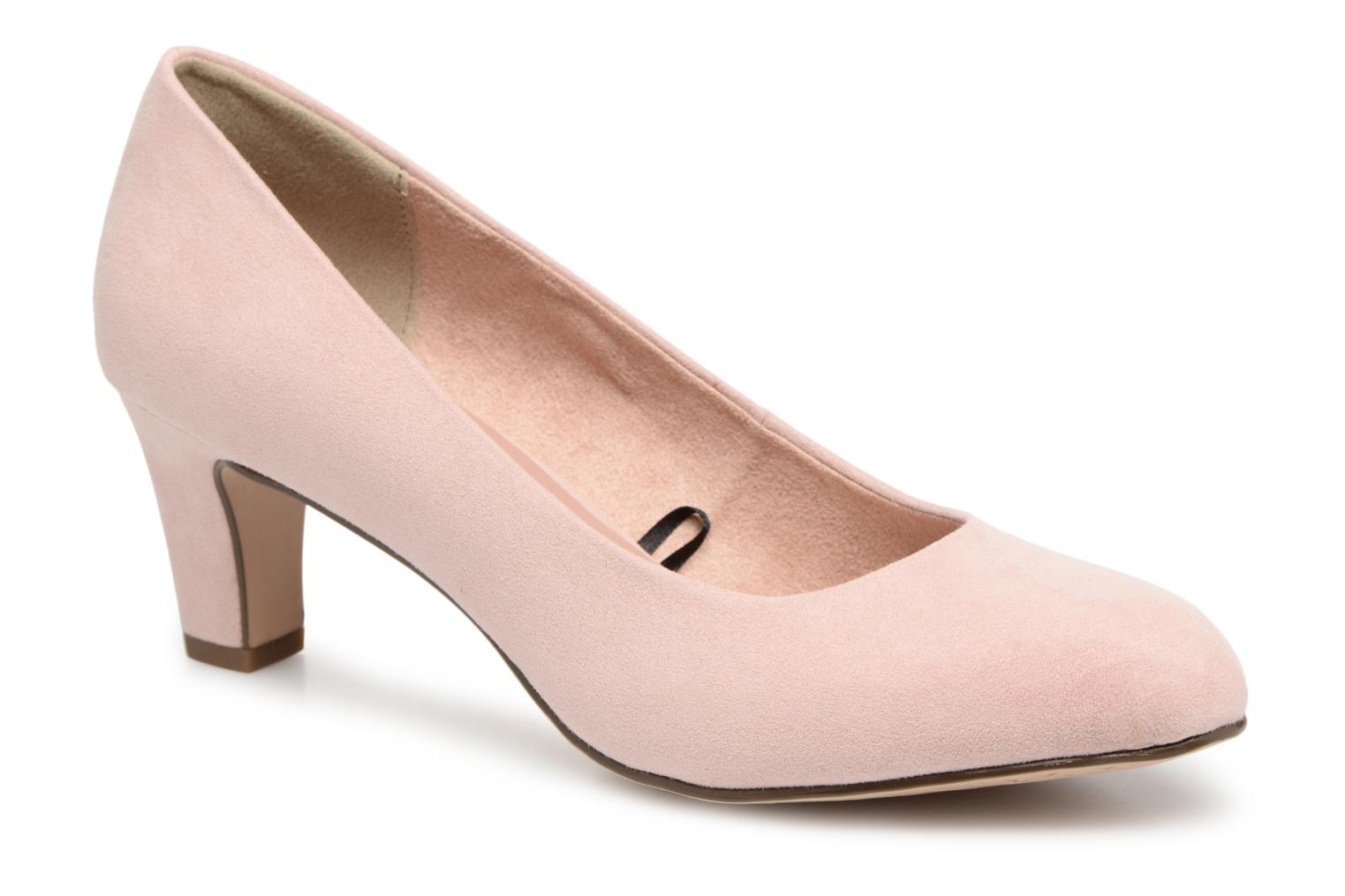 Pumps Tamaris Origan Roze detail