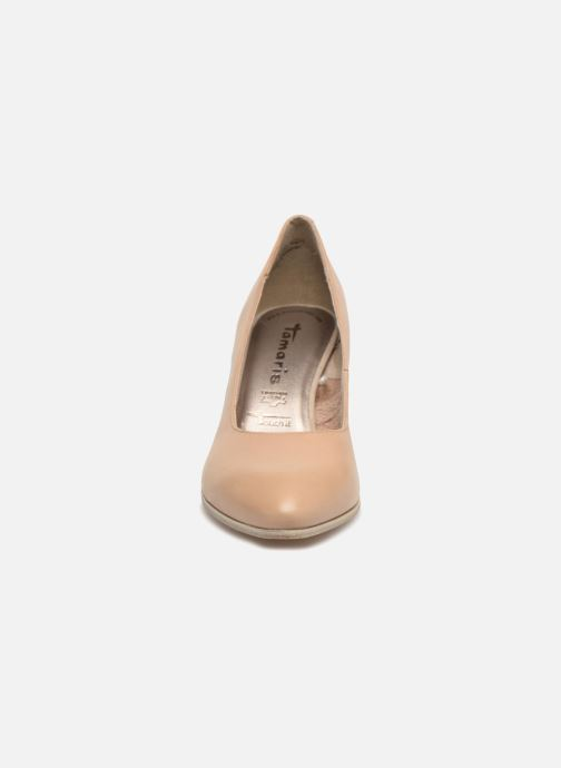 High heels Tamaris Pavot Beige model view
