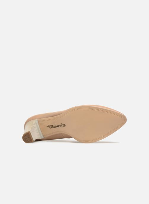 High heels Tamaris Pavot Beige view from above
