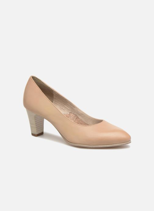High heels Tamaris Pavot Beige detailed view/ Pair view