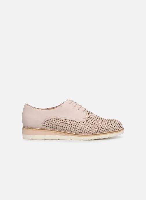 Chaussures à lacets Tamaris Absinthe Rose vue derrière