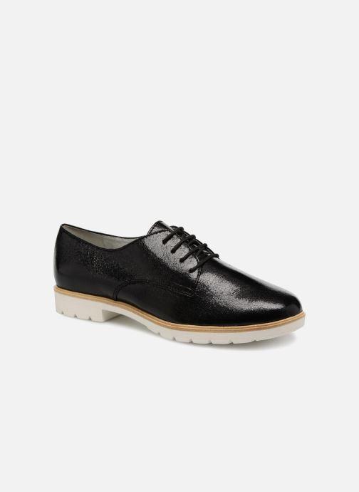 Zapatos con cordones Tamaris Combava Negro vista de detalle / par
