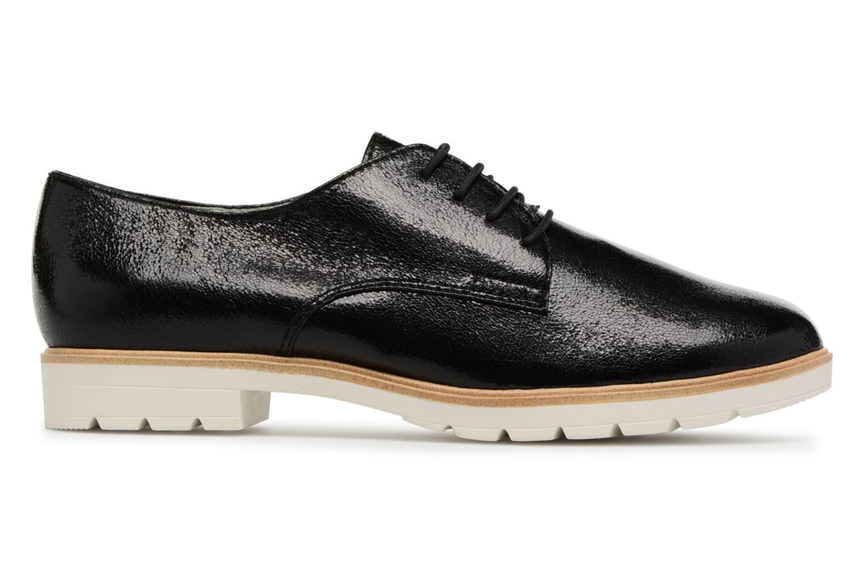 Chaussures à lacets Tamaris Combava Noir vue derrière