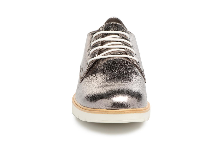 Chaussures à lacets Tamaris Combava Argent vue portées chaussures