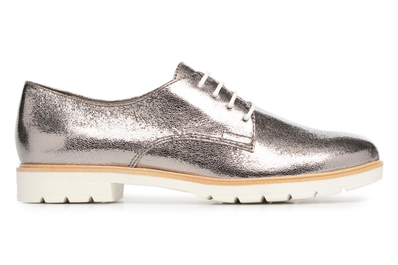 Chaussures à lacets Tamaris Combava Argent vue derrière