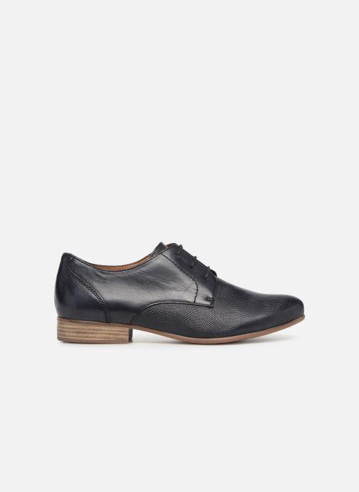 Chaussures à lacets Tamaris Coriandre Bleu vue derrière