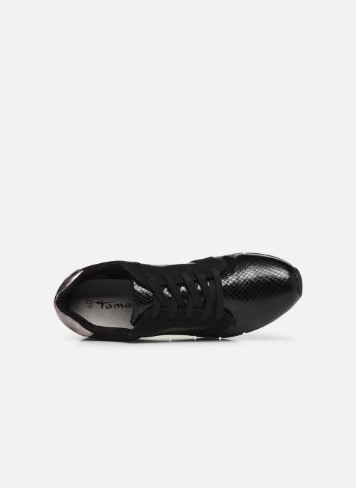 Sneakers Tamaris Badiane Zwart links