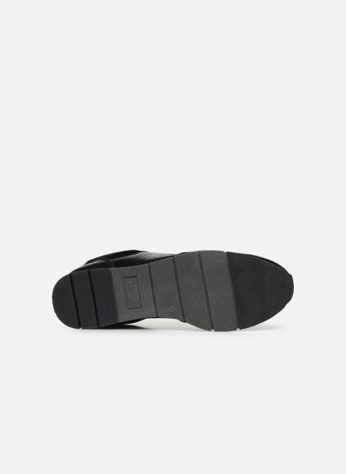 Baskets Tamaris Badiane Noir vue haut