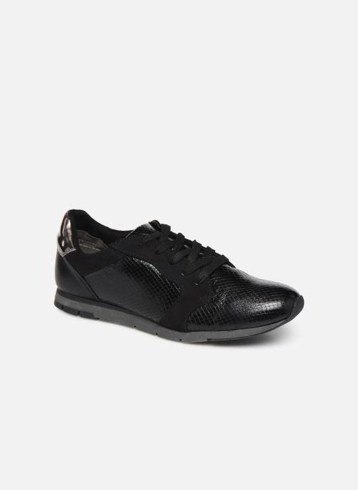 Sneakers Tamaris Badiane Zwart detail