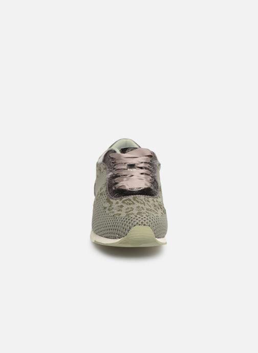 Baskets Tamaris Badiane Vert vue portées chaussures