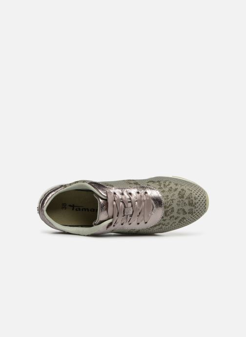 Sneakers Tamaris Badiane Groen links
