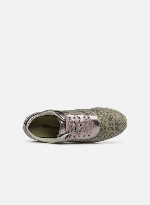 Sneakers Tamaris Badiane Groen links