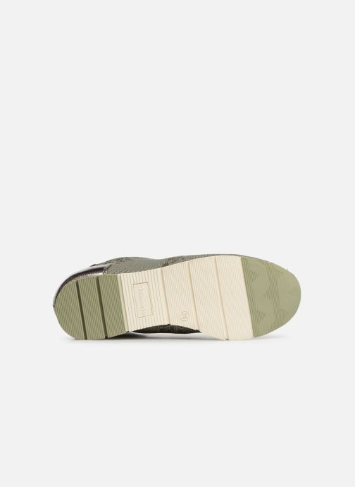 Sneakers Tamaris Badiane Groen boven