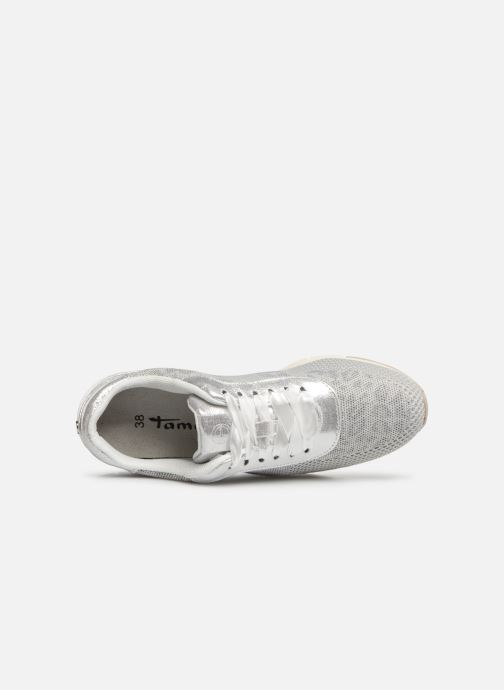 Sneakers Tamaris Badiane Grijs links