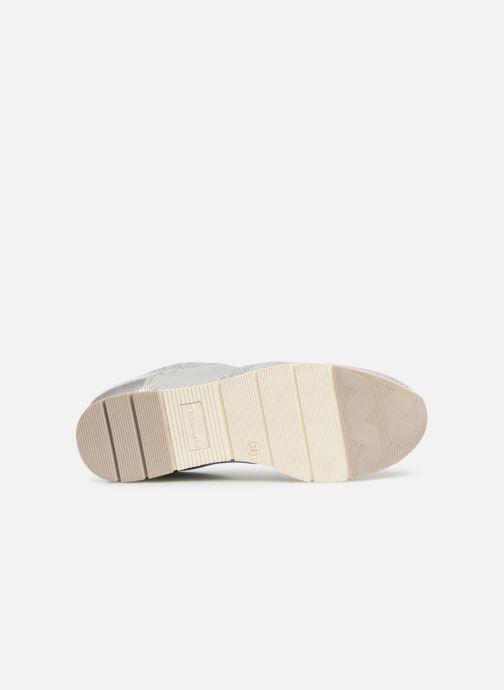 Sneakers Tamaris Badiane Grijs boven