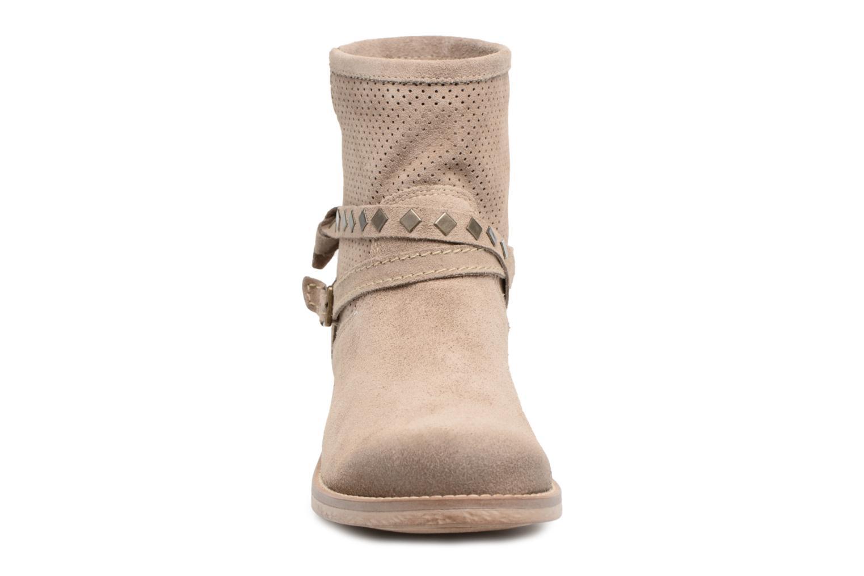Bottines et boots Tamaris Chicorée Marron vue portées chaussures