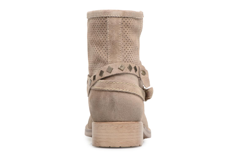 Bottines et boots Tamaris Chicorée Marron vue droite