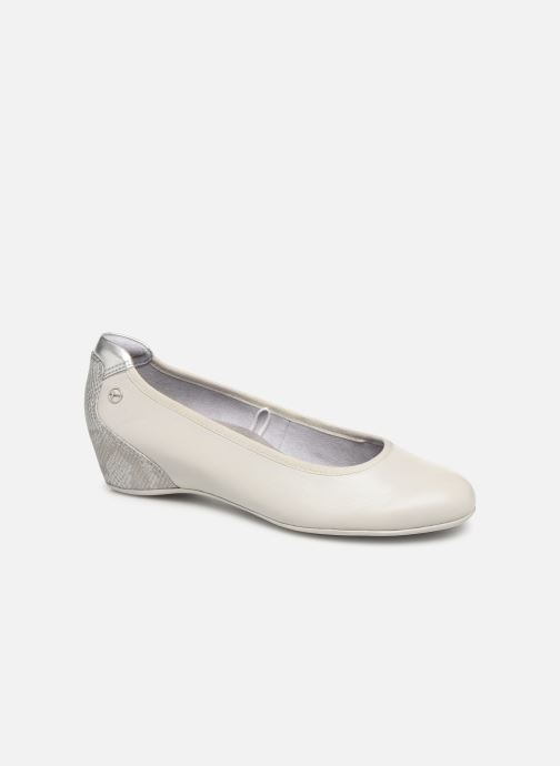 Ballet pumps Tamaris Curry Grey detailed view/ Pair view