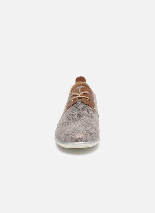 Chaussures à lacets Tamaris Tonka Argent vue portées chaussures