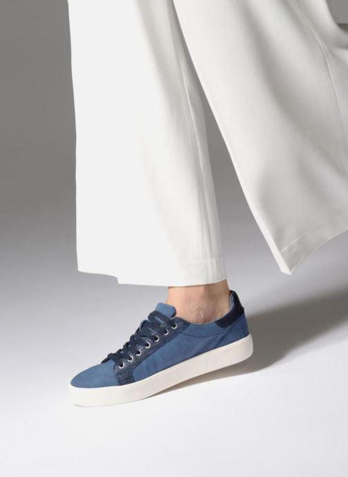 Sneakers Tamaris Cerfeuil Blauw onder