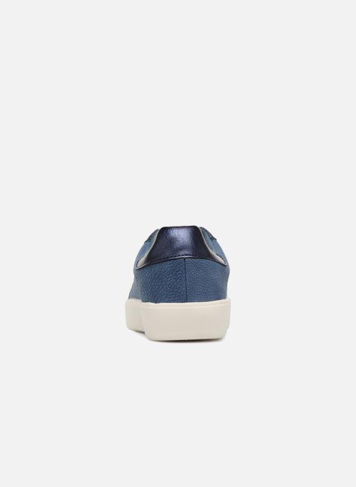 Sneakers Tamaris Cerfeuil Blauw rechts
