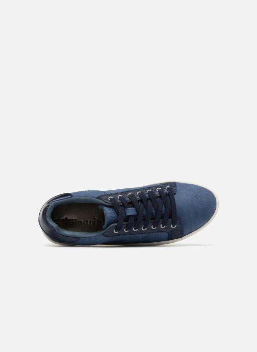 Sneakers Tamaris Cerfeuil Azzurro immagine sinistra