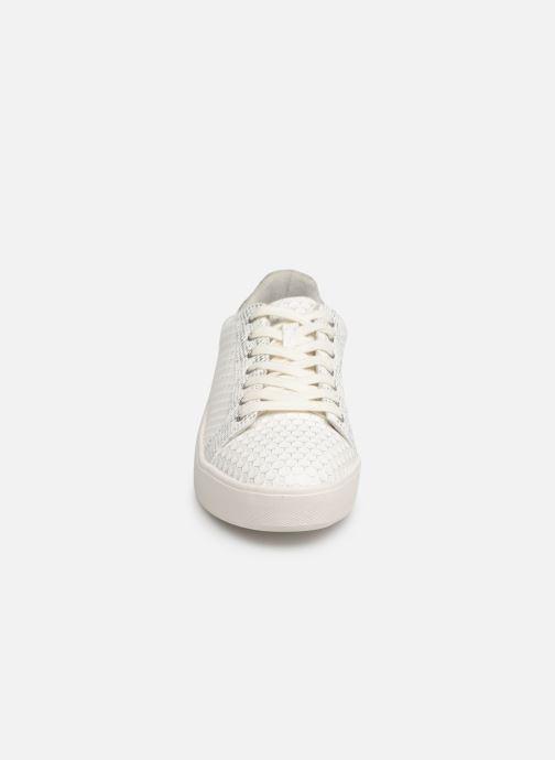 Sneaker Tamaris Cerfeuil weiß schuhe getragen