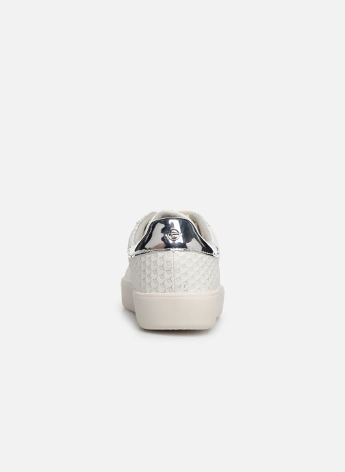 Baskets Tamaris Cerfeuil Blanc vue droite