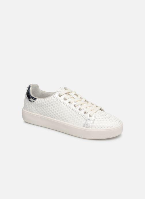 Baskets Tamaris Cerfeuil Blanc vue détail/paire