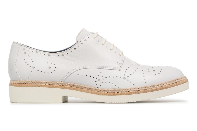 Chaussures à lacets Tamaris Cardamome Blanc vue derrière