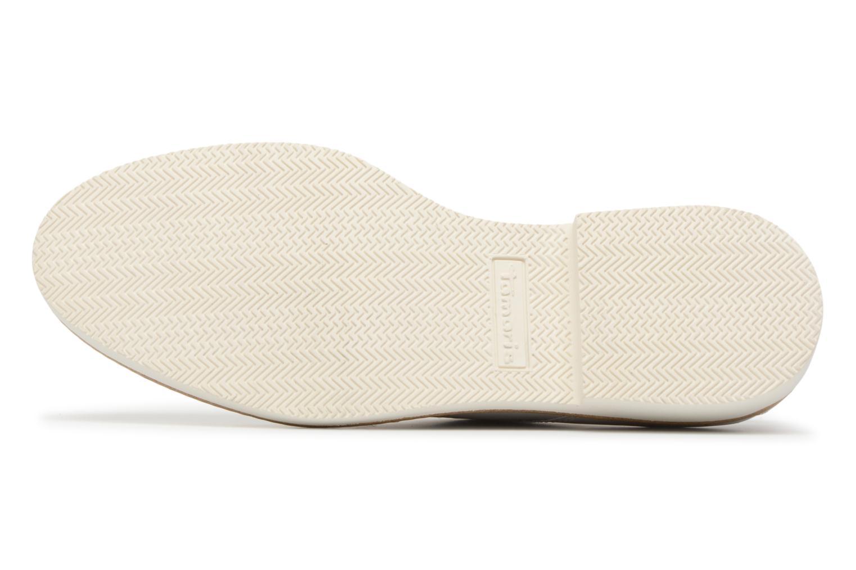 Chaussures à lacets Tamaris Cardamome Blanc vue haut