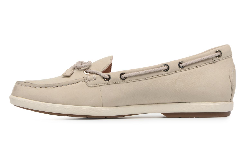 Chaussures à lacets Tamaris Kili Beige vue face