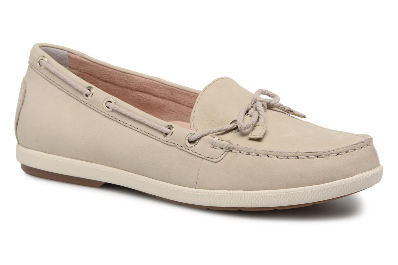 Chaussures à lacets Tamaris Kili Beige vue détail/paire