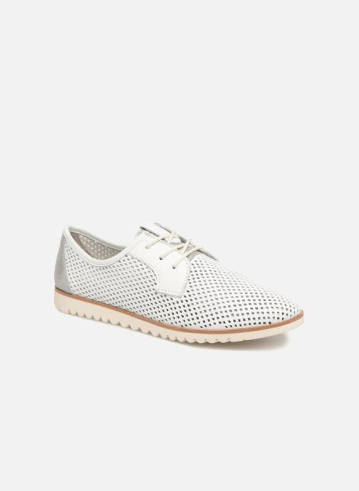 Zapatos con cordones Tamaris Laurier Blanco vista de detalle / par