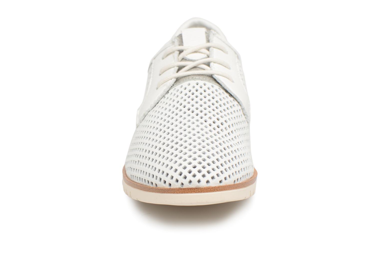 Chaussures à lacets Tamaris Laurier Blanc vue portées chaussures